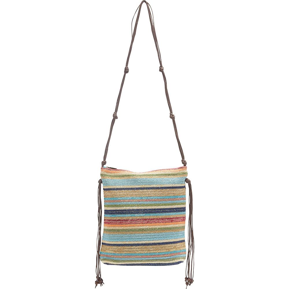 Sun N Sand Valenti Mini Crossbody Valenti Mini - Sun N Sand Fabric Handbags - Handbags, Fabric Handbags