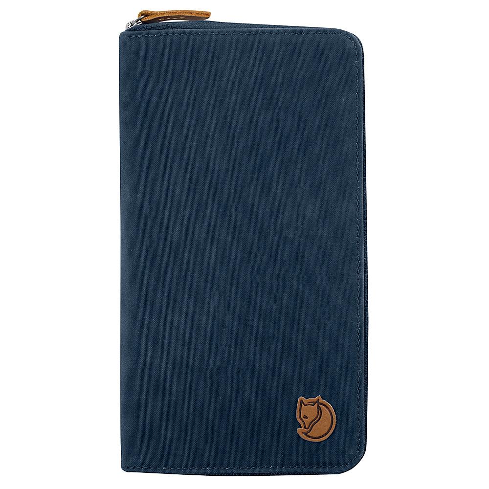 Fjallraven Travel Wallet Navy - Fjallraven Travel Wallets - Travel Accessories, Travel Wallets