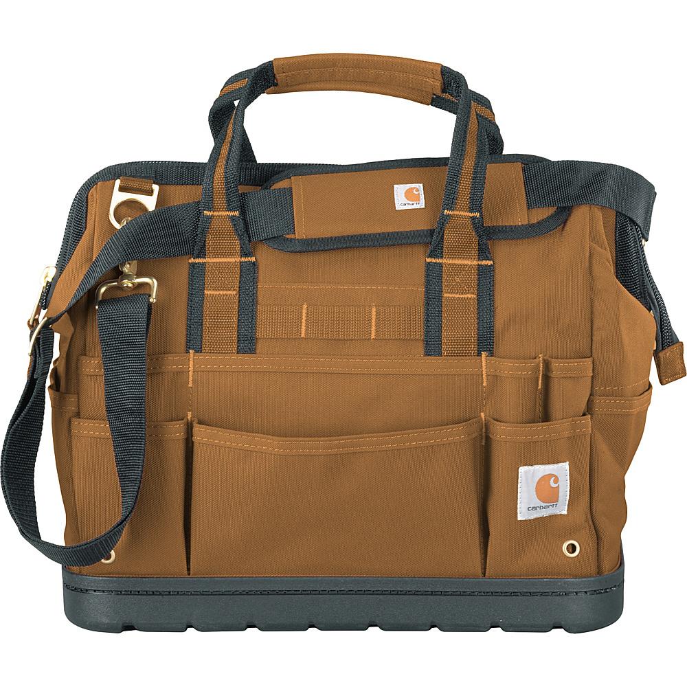 Carhartt 16 Molded Base Tool Bag Carhartt Brown Carhartt Sports Accessories