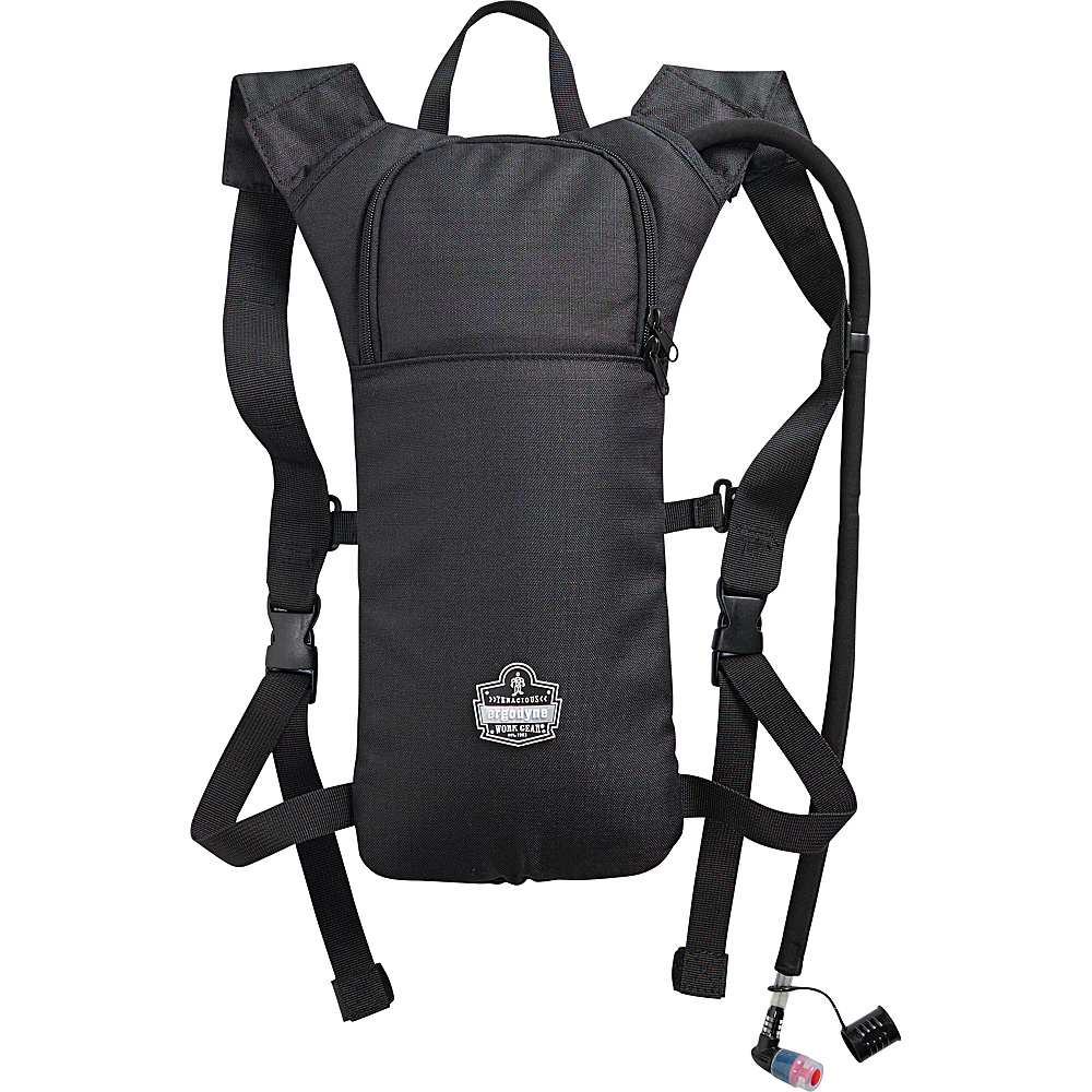 Ergodyne 5155 Low Profile Hydration Pack Black Ergodyne Hydration Packs and Bottles