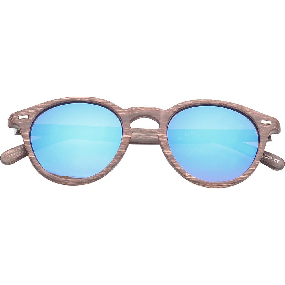 SW Global Eyewear Nashville Round Fashion Sunglasses Brown - SW Global Sunglasses - Fashion Accessories, Sunglasses