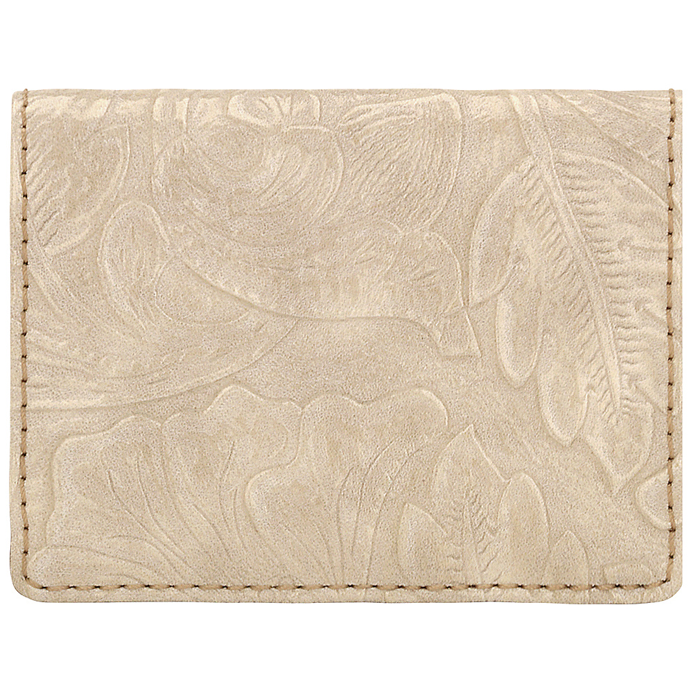 Bandana Amour Folded Snap Wallet Cream Bandana Women s Wallets