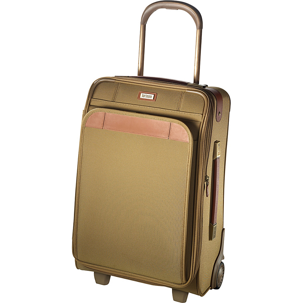 Hartmann Luggage Ratio Classic Deluxe Domestic Expandable Upright Safari Hartmann Luggage Softside Carry On