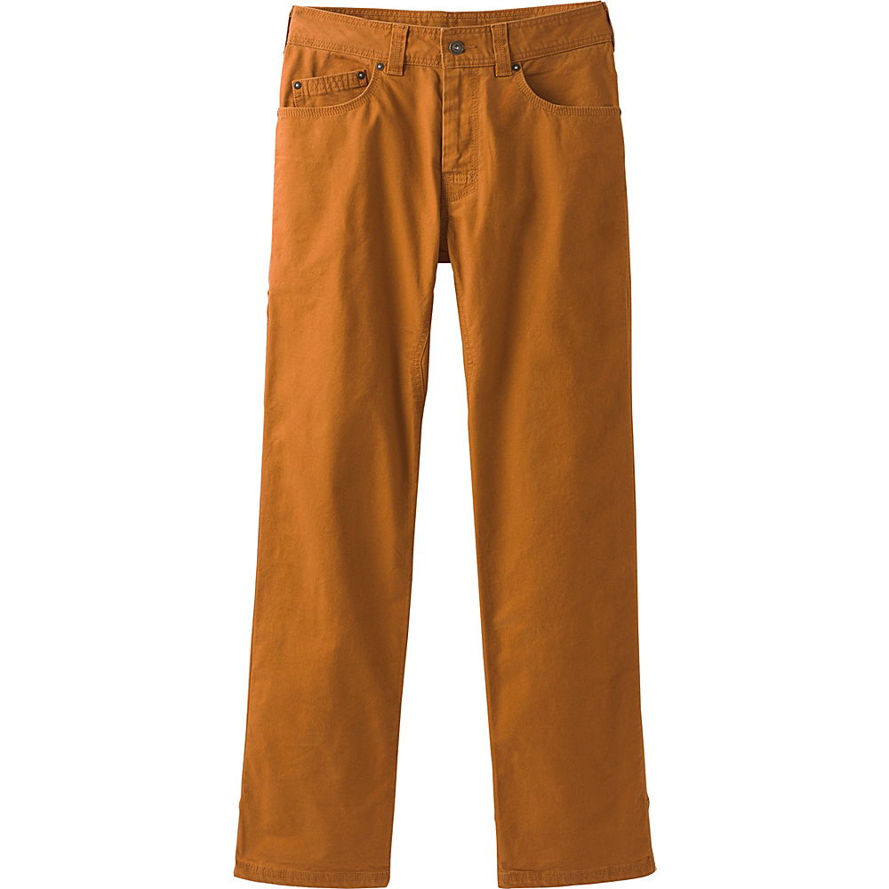 PrAna Bronson Pants - 32 Inseam 28 - Charcoal - PrAna Mens Apparel - Apparel & Footwear, Men's Apparel