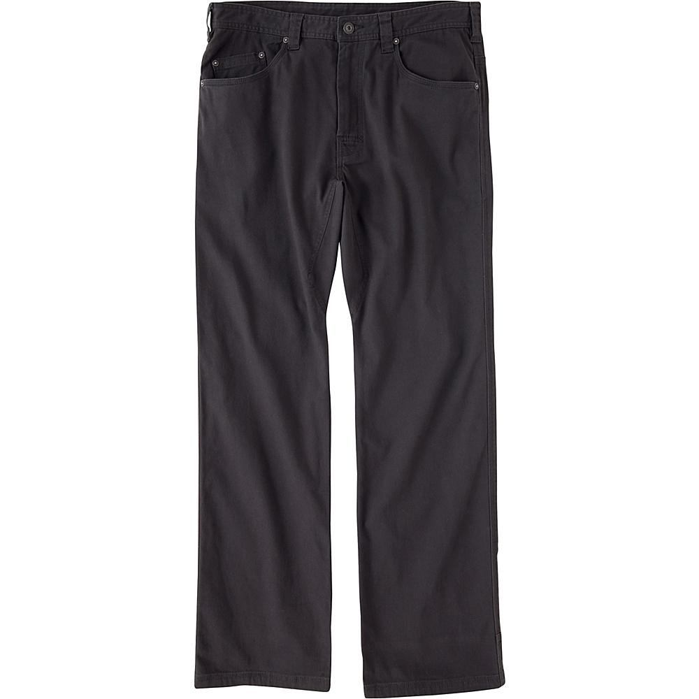 PrAna Bronson Pants - 32 Inseam 35 - Charcoal - PrAna Mens Apparel - Apparel & Footwear, Men's Apparel