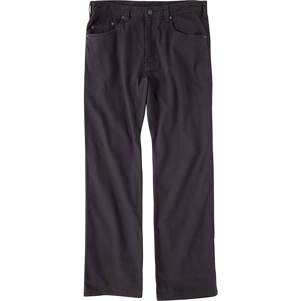 PrAna Bronson Pants - 32 Inseam 36 - Charcoal - PrAna Mens Apparel - Apparel & Footwear, Men's Apparel