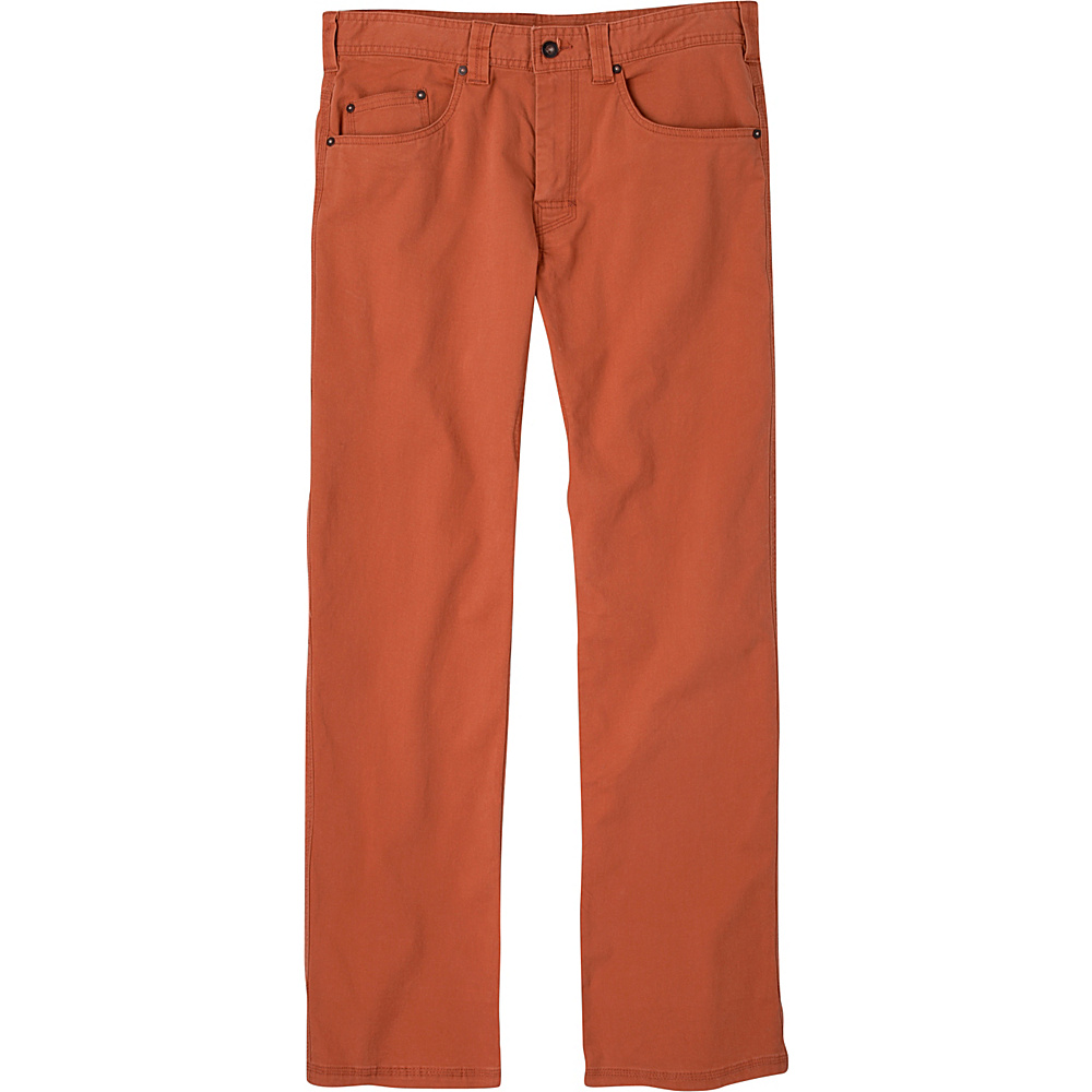 PrAna Bronson Pants - 32 Inseam 38 - Henna - PrAna Mens Apparel - Apparel & Footwear, Men's Apparel