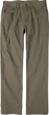 PrAna Bronson Pants - 32 inch Inseam 32 - Mud - PrAna Men's Apparel