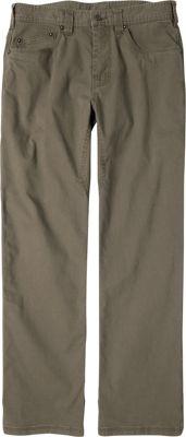 PrAna Bronson Pants - 32 inch Inseam 35 - Mud - PrAna Men's Apparel