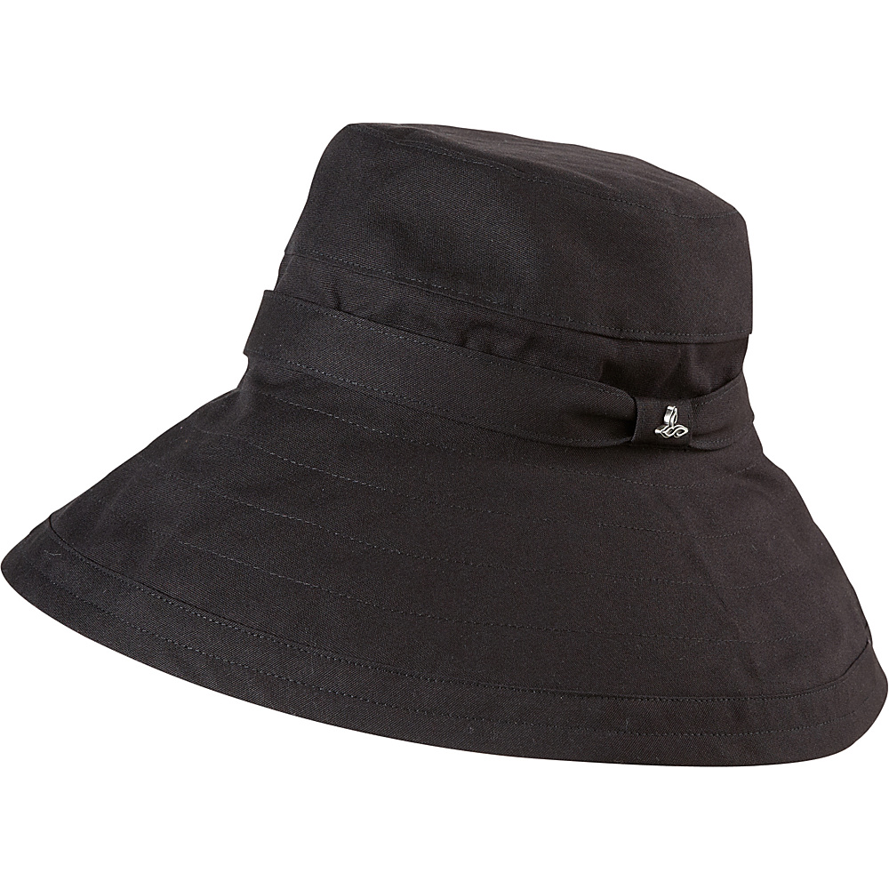 PrAna Andrea Sun Hat One Size - Black - PrAna Hats/Gloves/Scarves - Fashion Accessories, Hats/Gloves/Scarves