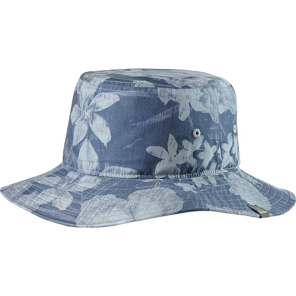 PrAna Mojo Bucket Hat One Size - Dusky Skies Aloha - PrAna Hats/Gloves/Scarves - Fashion Accessories, Hats/Gloves/Scarves