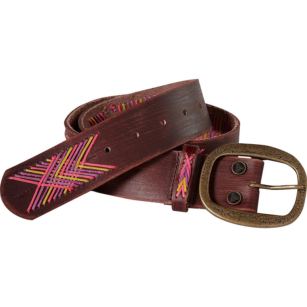 PrAna Aero Belt Brown XSmall Small PrAna Other Fashion Accessories