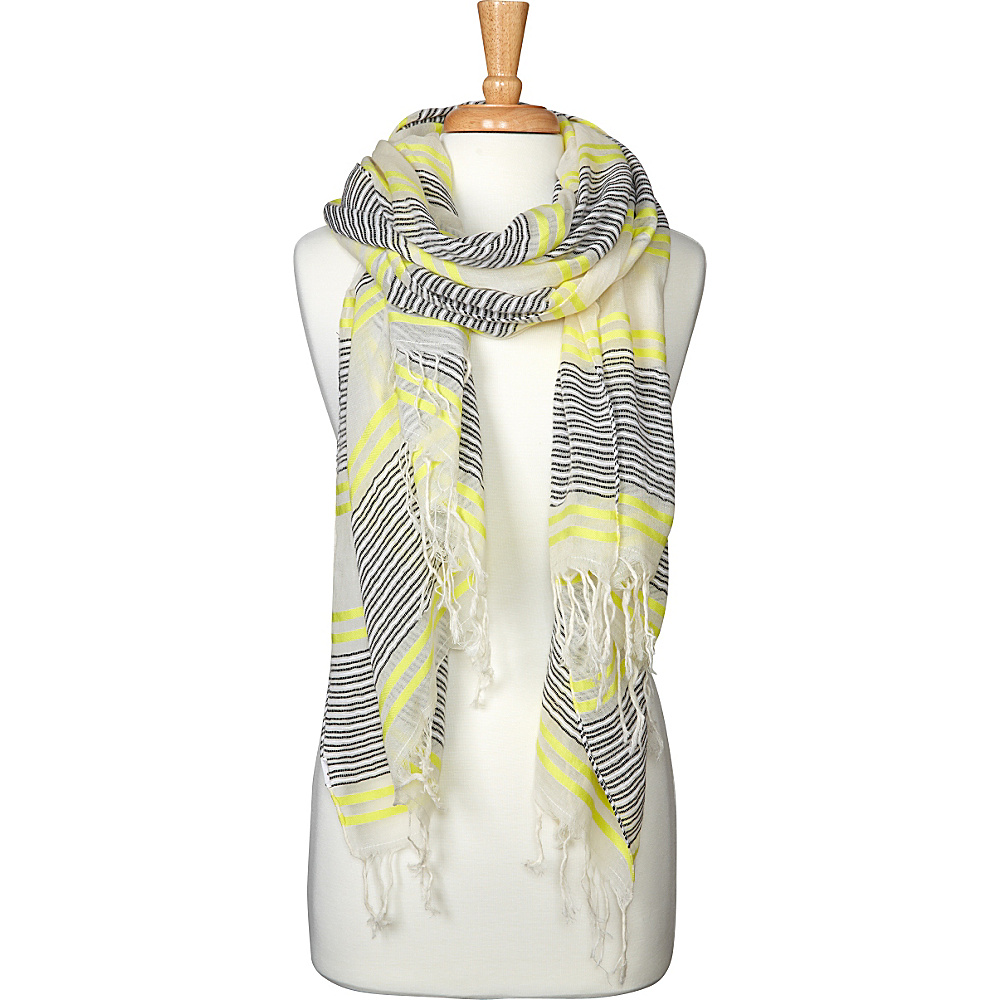 PrAna Collette Scarf Dandelion - PrAna Hats/Gloves/Scarves - Fashion Accessories, Hats/Gloves/Scarves