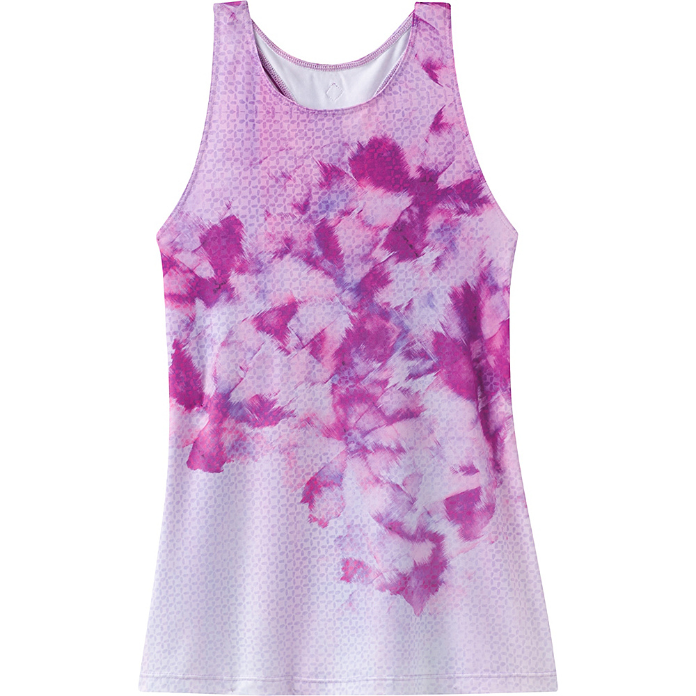PrAna Boost Printed Top M - Grapevine Flora - PrAna Womens Apparel - Apparel & Footwear, Women's Apparel
