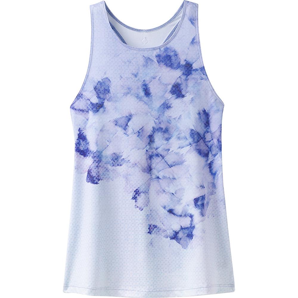 PrAna Boost Printed Top XS - Supernova Flora - PrAna Womens Apparel - Apparel & Footwear, Women's Apparel