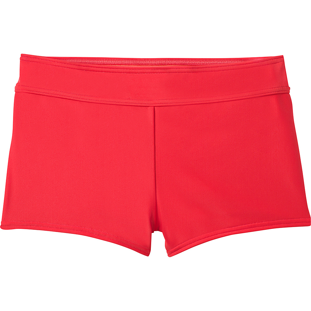 PrAna Raya Bottoms XS - Carmine Pink - PrAna Womens Apparel - Apparel & Footwear, Women's Apparel