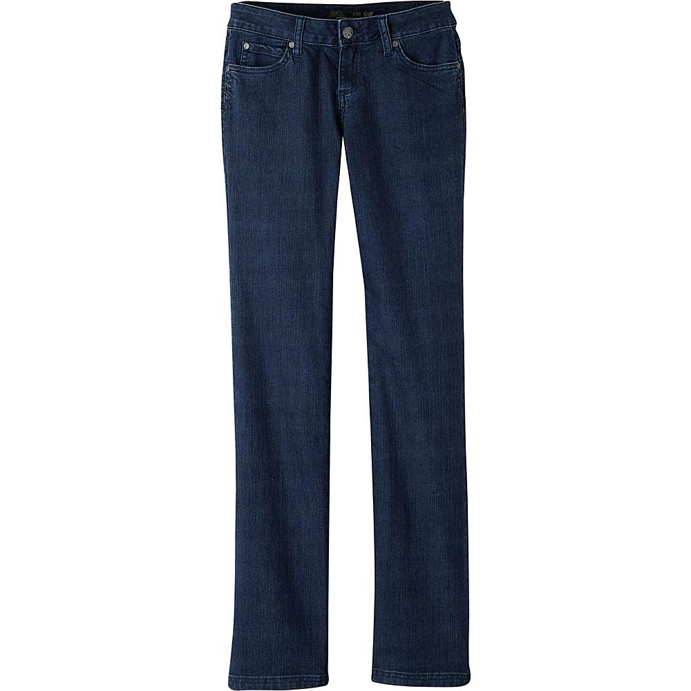 PrAna Jada Organic Jeans - Tall Inseam 6 - Indigo - PrAna Womens Apparel - Apparel & Footwear, Women's Apparel