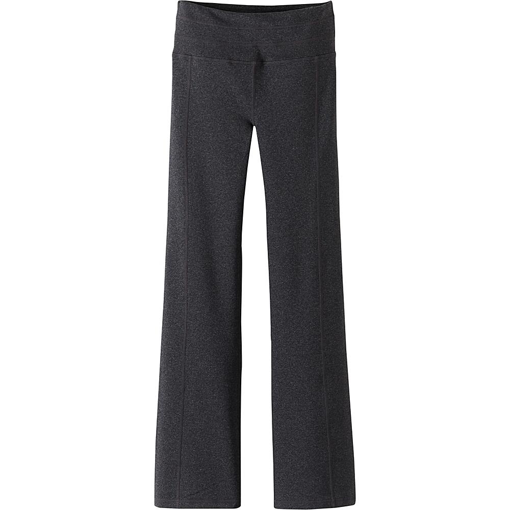 PrAna Contour Pants - Tall Inseam M - Charcoal Heather - PrAna Womens Apparel - Apparel & Footwear, Women's Apparel