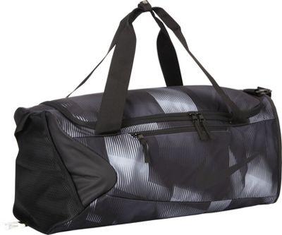 Nike Alpha Adapt Crossbody Duffel - Medium Dark Grey/Black/Black - Nike Gym Duffels