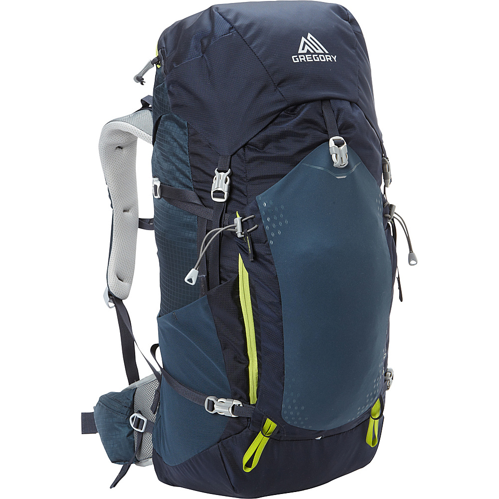 Gregory Zulu 40 Small Navy Blue Gregory Day Hiking Backpacks