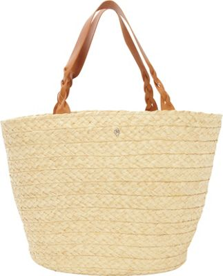 Helen Kaminski Rhyce Medium Tote Natural/Tan - Helen Kaminski Designer Handbags