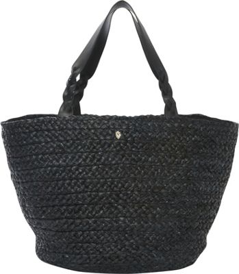 Helen Kaminski Rhyce Medium Tote Charcoal/Black - Helen Kaminski Designer Handbags
