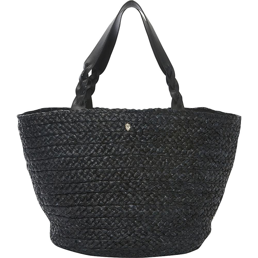 Helen Kaminski Rhyce Medium Tote Charcoal Black Helen Kaminski Designer Handbags