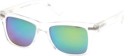 Skechers Eyewear Rimmed Sunglasses Pink - Skechers Eyewear Sunglasses