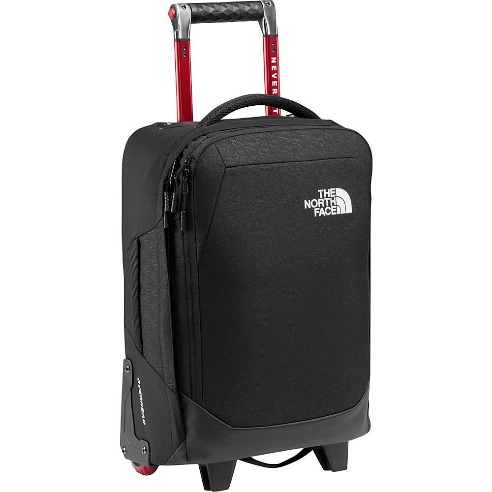 The North Face Overhead Carry-On TNF Black - The North Face Softside Carry-On