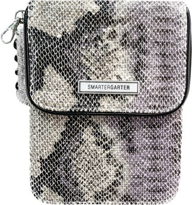 SmarterGarter Sydney Hands-Free Purse 3.0 Snake Skin - One Size Fits All - SmarterGarter Waist Packs