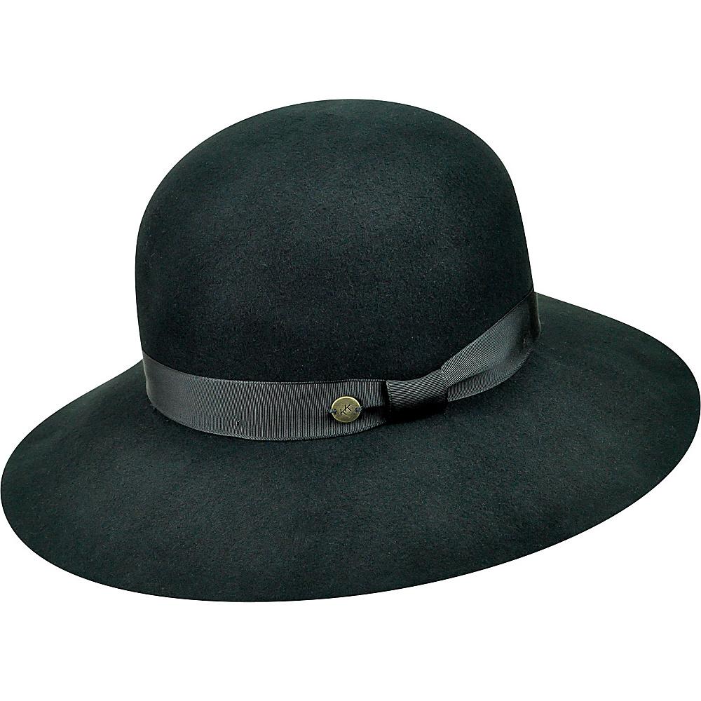 Karen Kane Hats Litefelt Floppy Hat Black M L Karen Kane Hats Hats Gloves Scarves