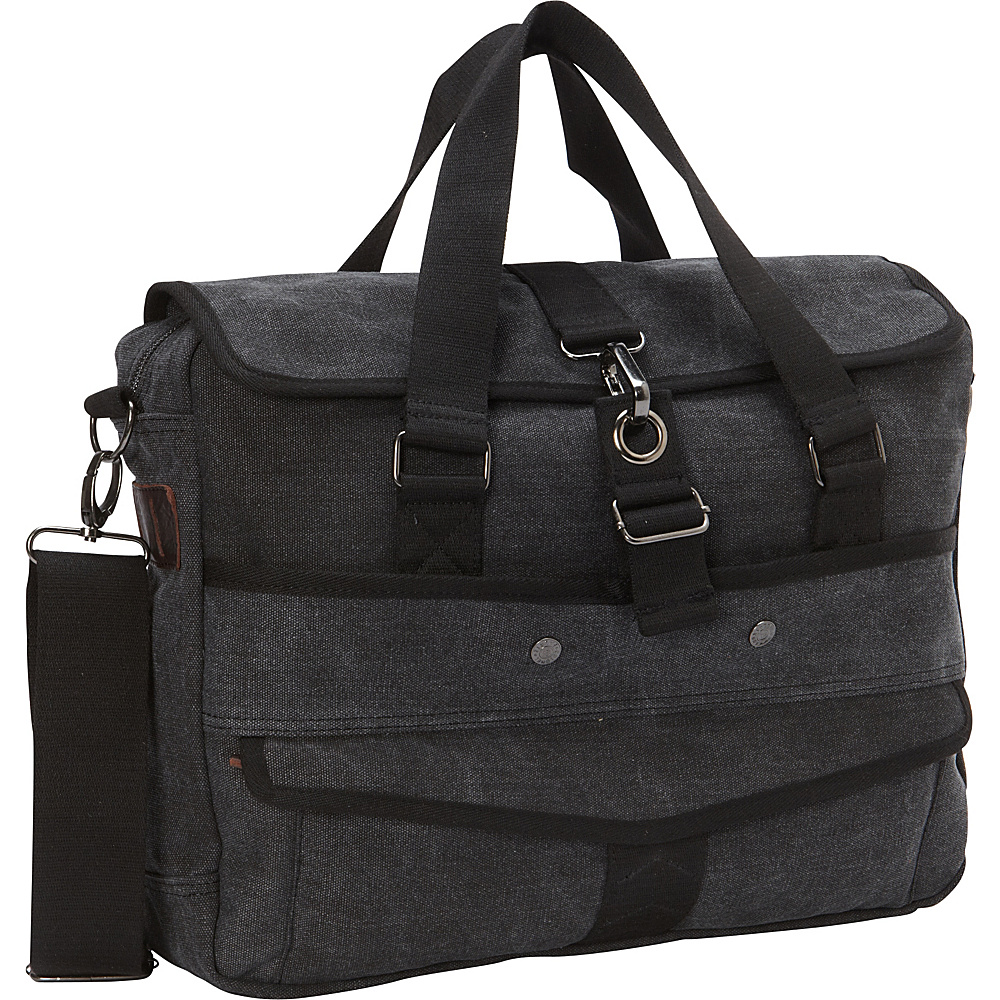 A Kurtz Cottonwood Messenger Black A Kurtz Messenger Bags