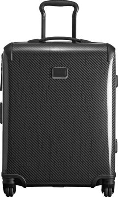 Tumi Tegra Lite X Frame Continental Carry-On Dark Grey - Tumi Hardside Carry-On