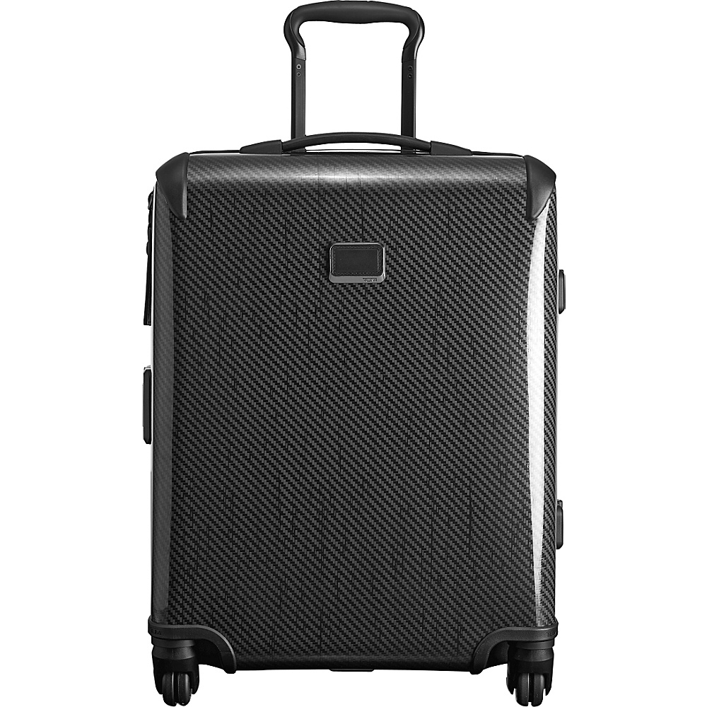Tumi Tegra Lite X Frame Continental Carry-On Dark Grey - Tumi Hardside Carry-On