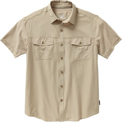 Royal Robbins Diablo Short Sleeve M - Desert - Royal Robbins Men's Apparel