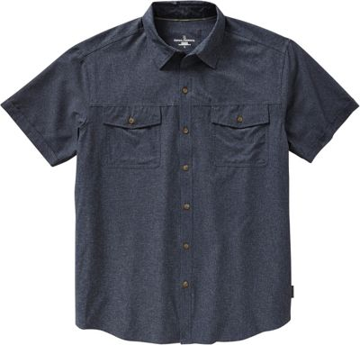 Royal Robbins Diablo Short Sleeve M - Deep Blue - Royal Robbins Men's Apparel