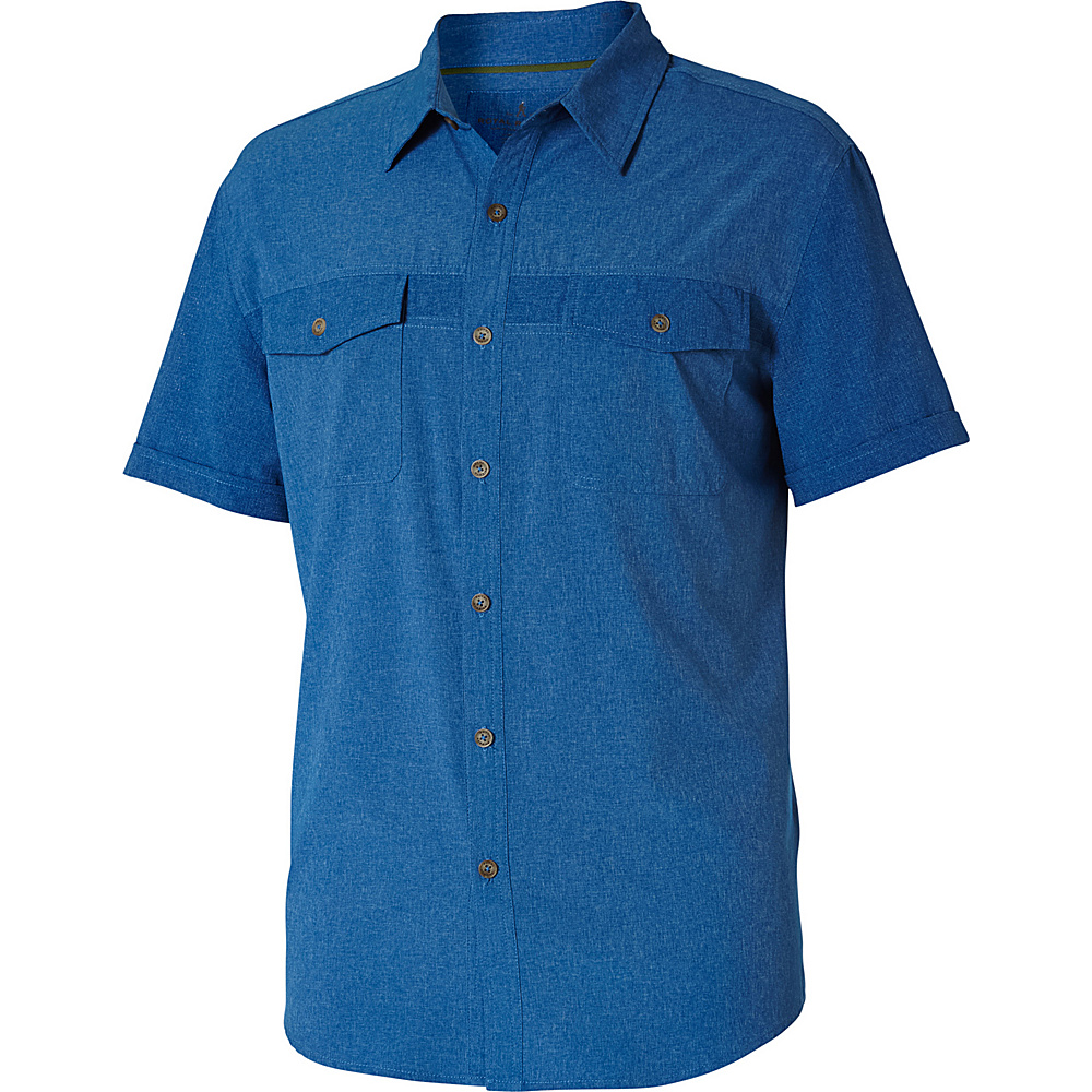 Royal Robbins Diablo Short Sleeve S - Oceania - Royal Robbins Mens Apparel - Apparel & Footwear, Men's Apparel