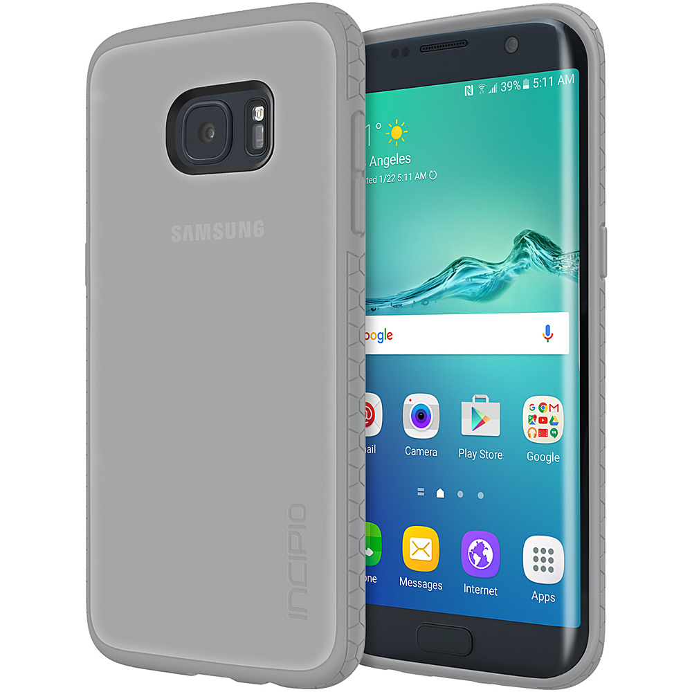 Incipio Octane for Samsung Galaxy S7 Edge Frost/Gray - Incipio Electronic Cases - Technology, Electronic Cases