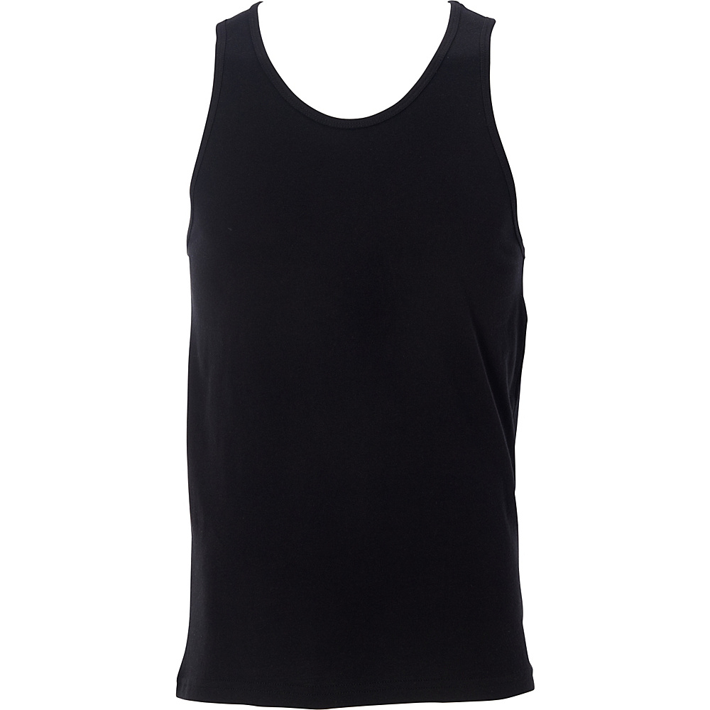Simplex Apparel Premium Mens Tank XL - Black - Simplex Apparel Mens Apparel - Apparel & Footwear, Men's Apparel