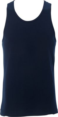 Simplex Apparel Premium Mens Tank M - Navy - Simplex Apparel Men's Apparel