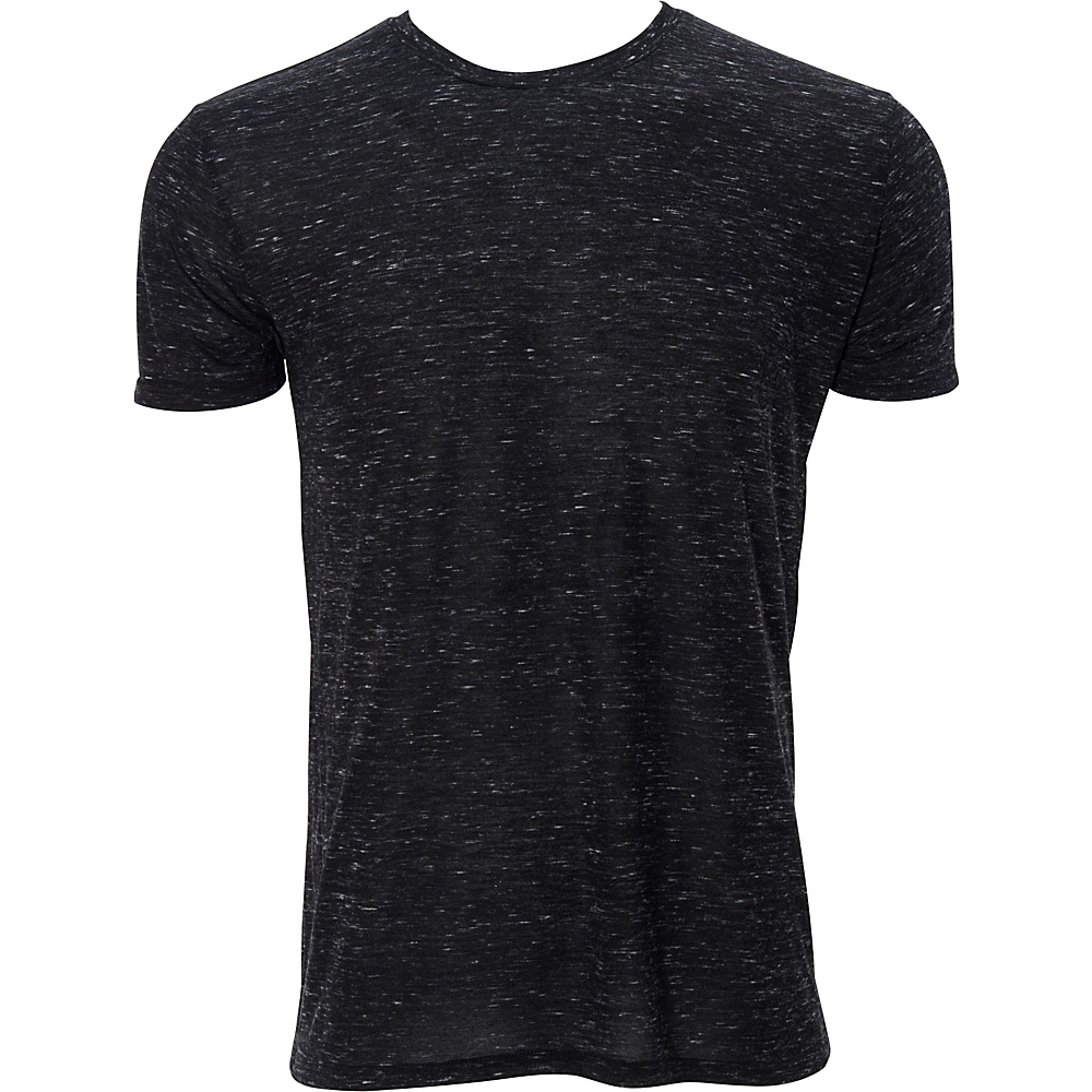 Simplex Apparel Caviar Mens Crew Tee M - Black - Simplex Apparel Mens Apparel - Apparel & Footwear, Men's Apparel
