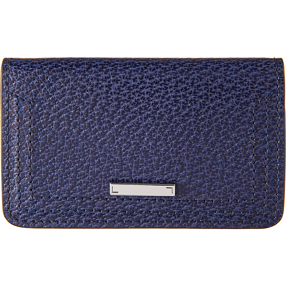 Lodis Stephanie Under Lock & Key Mini Card Case Midnight - Lodis Womens Wallets - Women's SLG, Women's Wallets