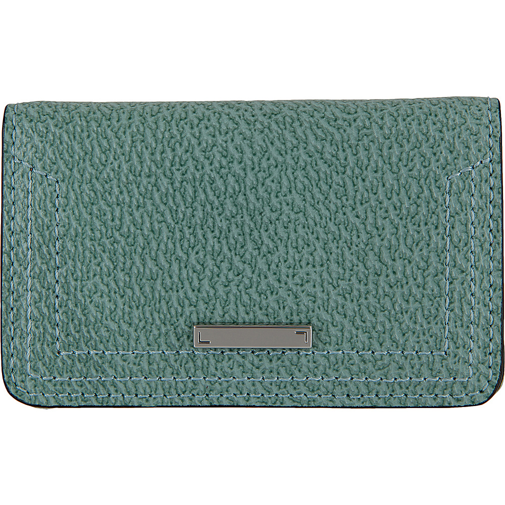 Lodis Stephanie Under Lock & Key Mini Card Case Ocean - Lodis Womens Wallets - Women's SLG, Women's Wallets