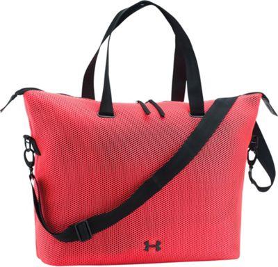 Under Armour On the Run Tote Marathon Red/Black/Black - Under Armour Gym Duffels 10590286