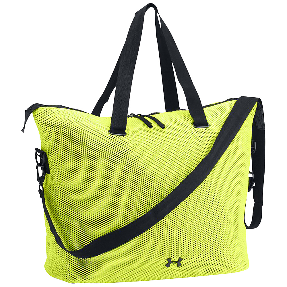 Under Armour On the Run Tote X-Ray/Black - Under Armour Gym Bags