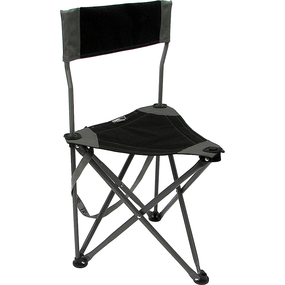 Travel Chair Company Ultimate Slacker 2.0 Chair Black Travel Chair Company Outdoor Accessories