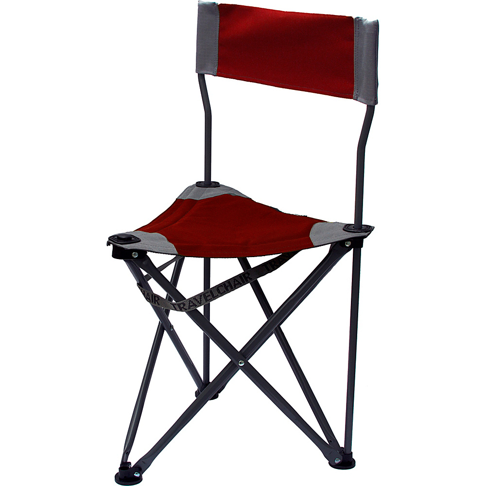 Travel Chair Company Ultimate Slacker 2.0 Chair Red Travel Chair Company Outdoor Accessories