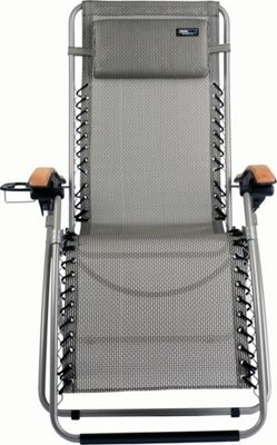 Travel Chair Company Lounge Lizard Chair Salt & Pepper - Travel Chair Company Outdoor Accessories