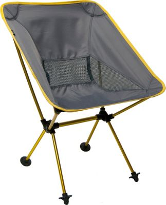 Travel Chair Company Joey Chair Yellow - Travel Chair Company Outdoor Accessories