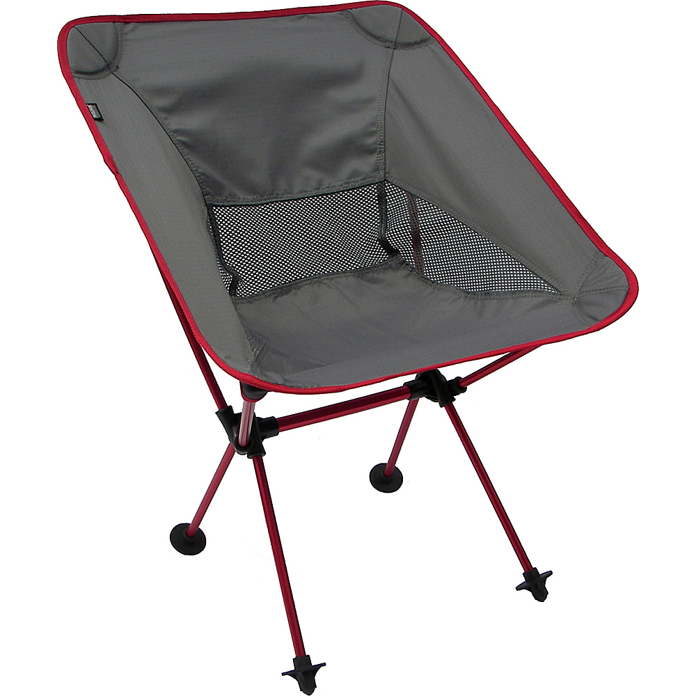 Travel Chair Company Joey Chair Red Travel Chair Company Outdoor Accessories
